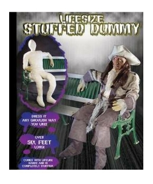 Poseable Dummy - Halloween Decoration