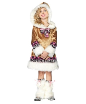 Igloo Cutie Kids Costume