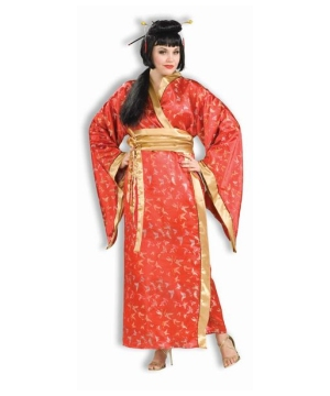 Madame Butterfly Adult plus size Costume