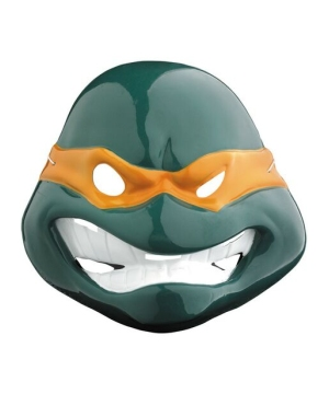 Michelangelo Ninja Turtles Adult Mask
