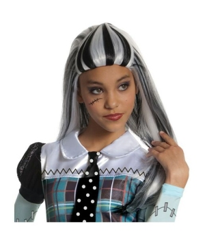 Monster High - Frankie Stein Wig - Kids Wig