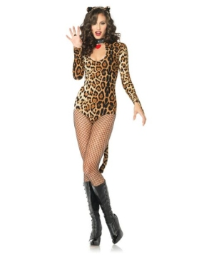 Wicked Wildcat Costume - Adult Costume