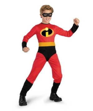 The Incredibles Dash Kids Costume