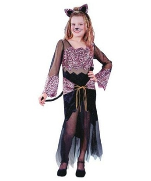 Jungle Cat Jane Kids Costume