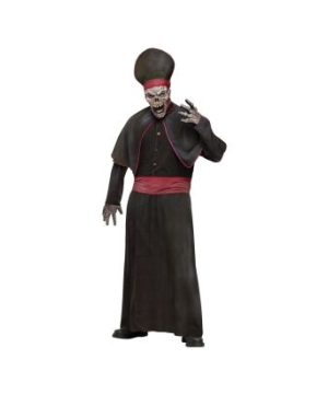 Zombie High Priest Men Costume