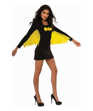 Batgirl Wing Dress Womens Costume