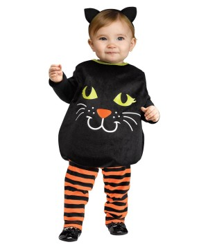 Itty Bitty Kitty Baby Costume
