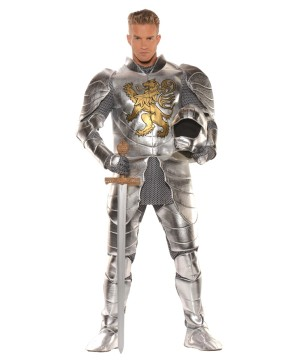 Knight in Shining Armor Costume
