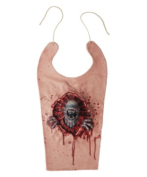 Parasite Alien Chest Piece Costume Accessory