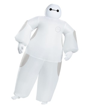 Baymax Inflatable Mens Costume deluxe
