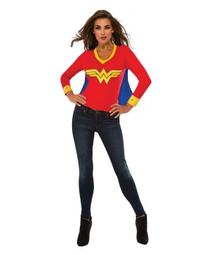 Wonder Woman Sporty Womens Tee