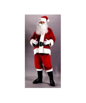 6e9412212398b Adult Playboy Hefs Santa Jacket - Men Santa Costumes