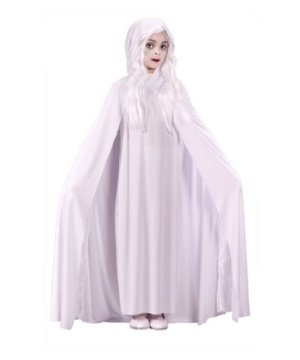 Gossamer Ghost Kids Costume