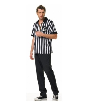 Referee Man Men Costume