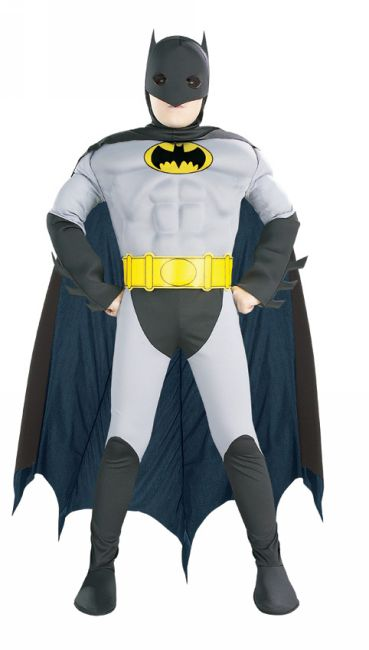 Batman Muscle Boys Costume