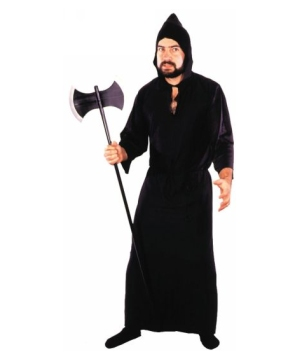 Black Robe Adult Costume