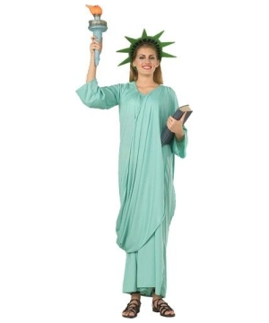 Statue of Liberty Womens Costume