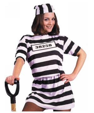 Convict Women Costume