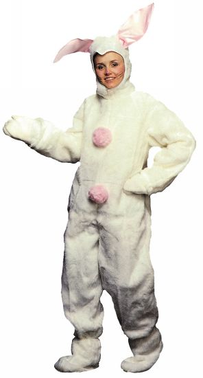 Adult Bunny Plus Size Costume Women Costumes