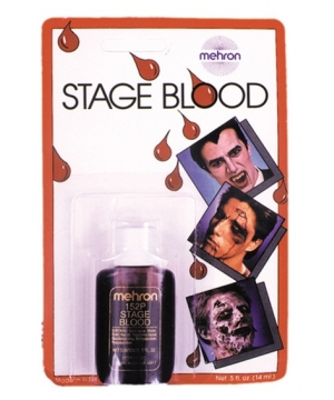 Squirt Blood Costume Makeup Accessory