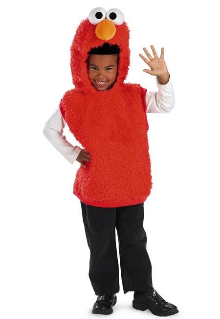 sc 1 st  Wonder Costumes & Sesame Street Elmo Vest Toddler Costume - Boys Costume