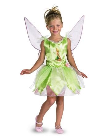 Tinkerbell Girls Costume