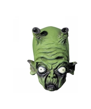 Alien Monster Adult Mask
