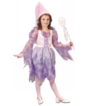 Lilac Princess Kids Costume