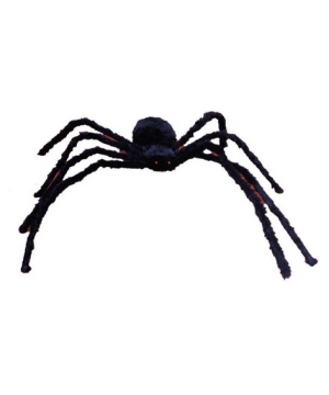 Spider Hairy Poseable - Halloween Decoration