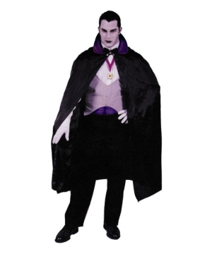 Purple Vampire Adult Costume