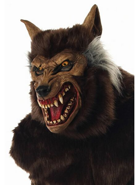 Wolf Halloween Costume For Men