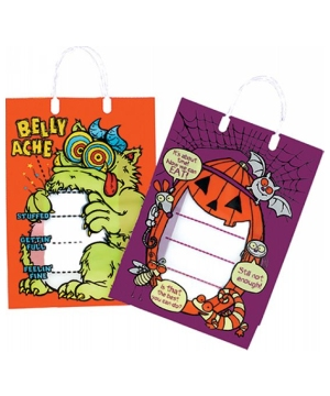 Candy Bag (assorted Styles) - Halloween Bag