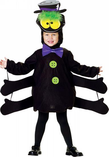 Spider Costume - Toddler Costume