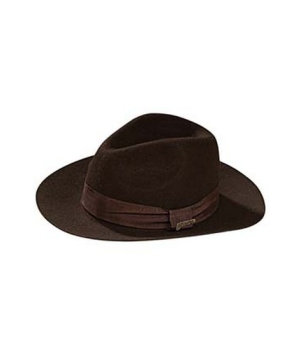 Indiana Jones Hat- Adult deluxe