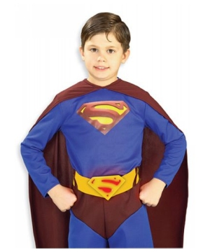 Superman Returns Kids Lite-up Belt