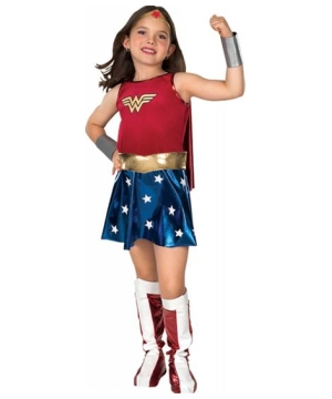 Wonder Woman Kids Costume