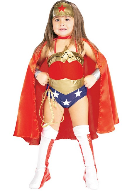 Kids Wonder Woman Toddler Costume Deluxe