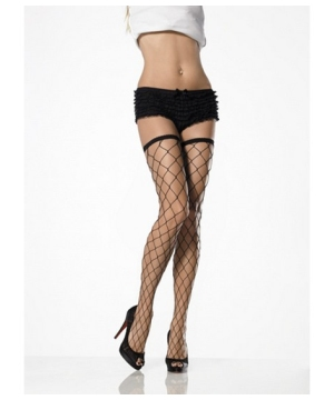 Thigh High Fence Net