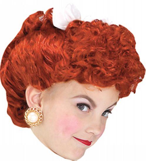 I Love Lucy Kids Wig - Girls Halloween Costumes 063bd5c08de0