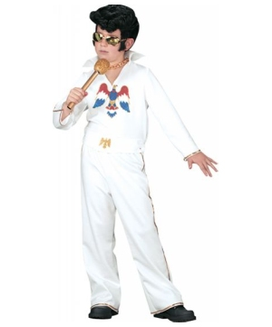 Elvis Boys Costume