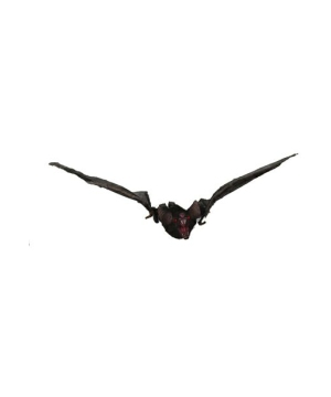 Bat With Light up Eyes Prop - Halloween Decoration
