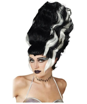 Club Transylvania Bride Wig - Adult Wig
