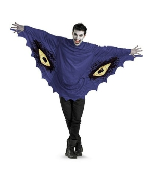 Clive Barker Fly by Night Bat Men Costume