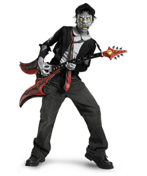 Hard Rock Costume Boys/ Teen Costume