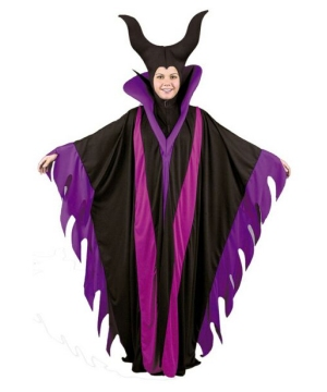 Maleficent Witch Women plus size Costume