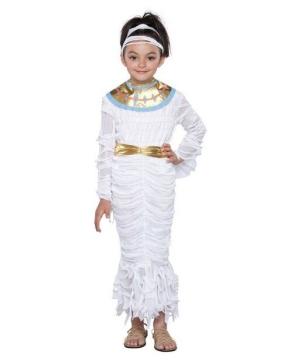 Kids Mummy Princess Egyptian Costume Mummy Costumes