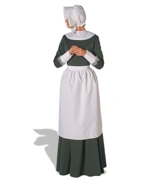 Pilgrim Lady Adult Costume Kit