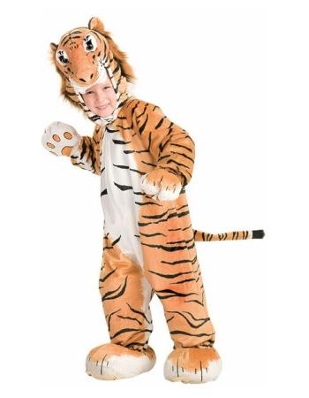 Tiger Cub Plush Costume