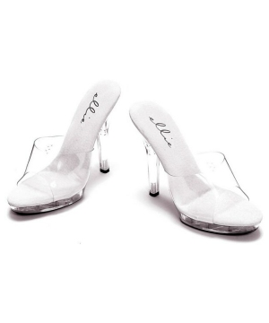 Vanity Women Clear Shoes