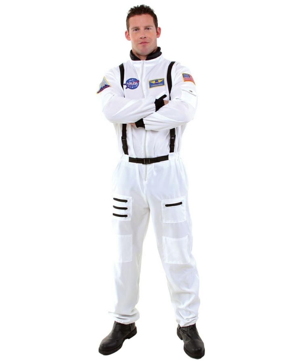 b94320f7989b Astronaut Teen adult Costume - Boy Astronaut Costumes